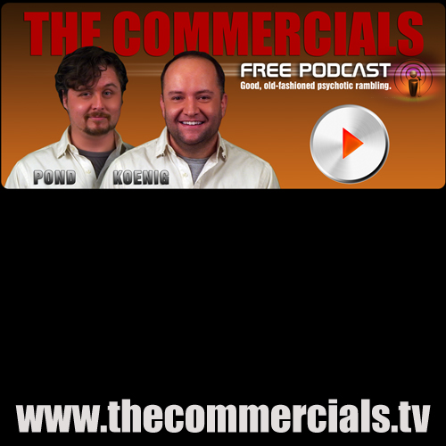 The Commercials-FREE Podcast!